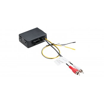Decodificador de fibra optica para Mercedes Benz  CL / CLS / E / S / SL / SLK