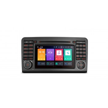Radio GPS para Mercedes ML W164 y GL X164 Android 8.0 4GB RAM