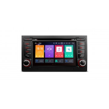 "Radio DVD GPS LCD TÁCTIL 7"" Audi A4 Seat Exeo ANDROID 8.0 4Gb RAM CANBUS"