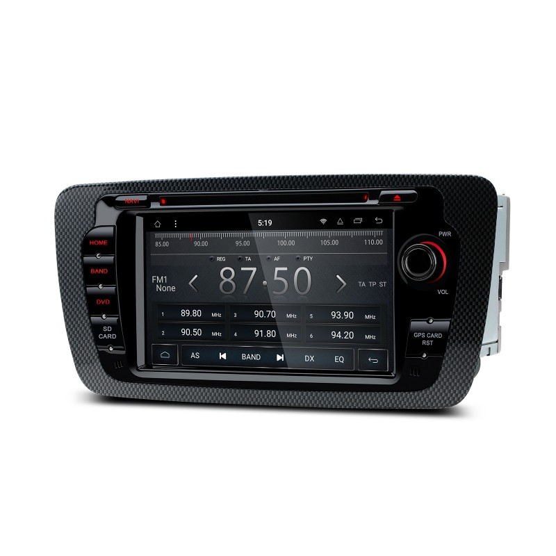 radio dvd gps android 8 1 seat ibiza mk4 6j lcd t ctil 7. Black Bedroom Furniture Sets. Home Design Ideas