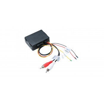 Decodificador de fibra optica para Mercedes Benz ML / GL / R