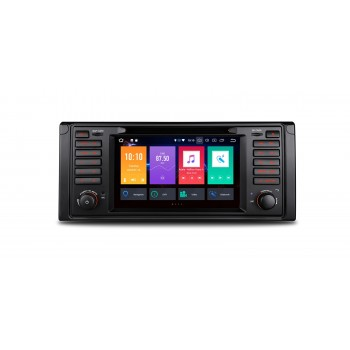 """RADIO DVD GPS LCD TACTIL 7"""" para BMW SERIE 5 E39 Y SERIE 7 E38 ANDROID 8.0 4Gb RAM"""