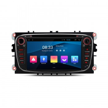 "NAVEGADOR GPS 7"" para Ford Focus Mondeo...Android 8.1 Canbu"