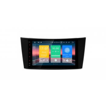 "Navegador 8"" Mercedes Benz Clase E W211 y CLS W219 Android 9.0"