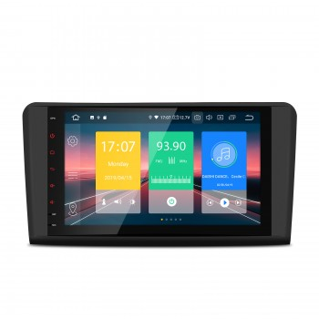 "Navegador Mercedes ML W164 y GL X164 Android 9.0 LCD 9"" Canbus"