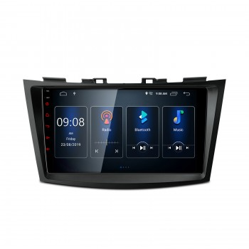 Navegador GPS Suzuki Swift Android 10 LCD 9