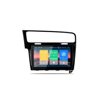 "RADIO GPS 10.1"" Táctil VW Golf VII Android 9.0  CANBUS BLUETOOTH"