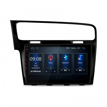 "RADIO GPS 10.1"" Táctil VW Golf VII Android 10  CANBUS BLUETOOTH"