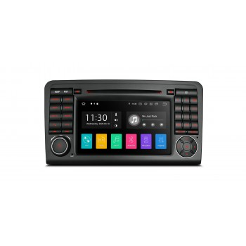 "Navegador Mercedes ML W164 y GL X164 Android 10 LCD 7"" Tactil"