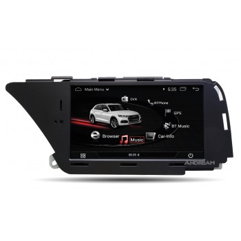 "Navegador 7"" Audi A4 B8 A5 Q5 con Android 9.0 4Gb RAM Bluetooth Wifi Canbus"