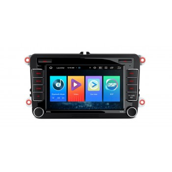 Radio Especifico VW SEAT SKODA Android 10, Carplay y Android Auto, Gps