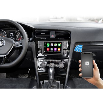 Modulo Carplay y Android Auto para VW Golf Passat Tiguan Touran...