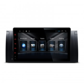 Radio DVD GPS para BMW X5 E53 con Android 7.1 Canbus Bluetooth 2Gb RAM